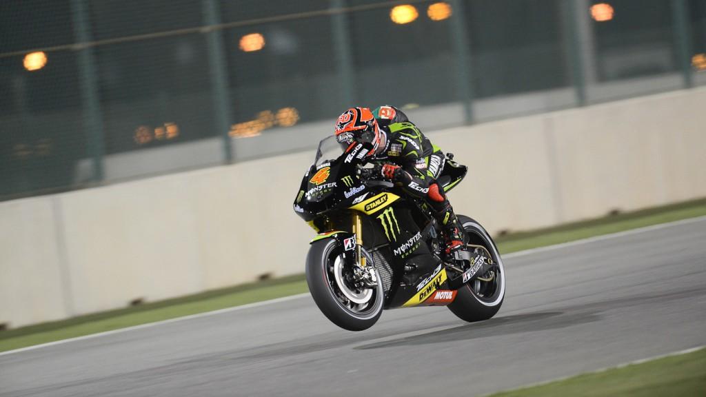 Andrea Dovizioso, Yamaha Tech 3, Qatar QP
