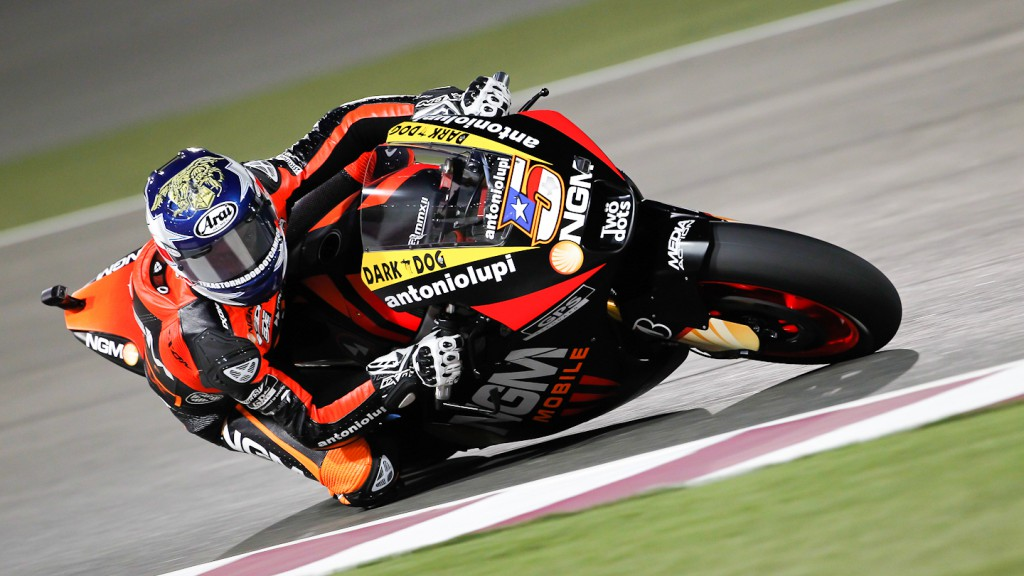 Colin Edwards, NGM Mobile Forward Racing, Qatar QP