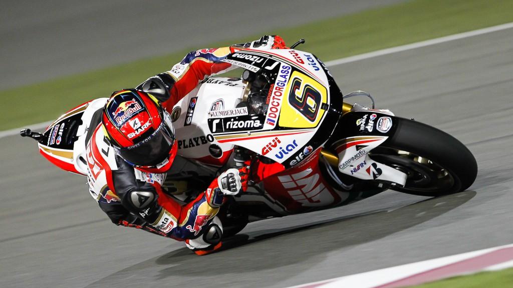 Stefan Bradl, LCR Honda MotoGP, Qatar QP