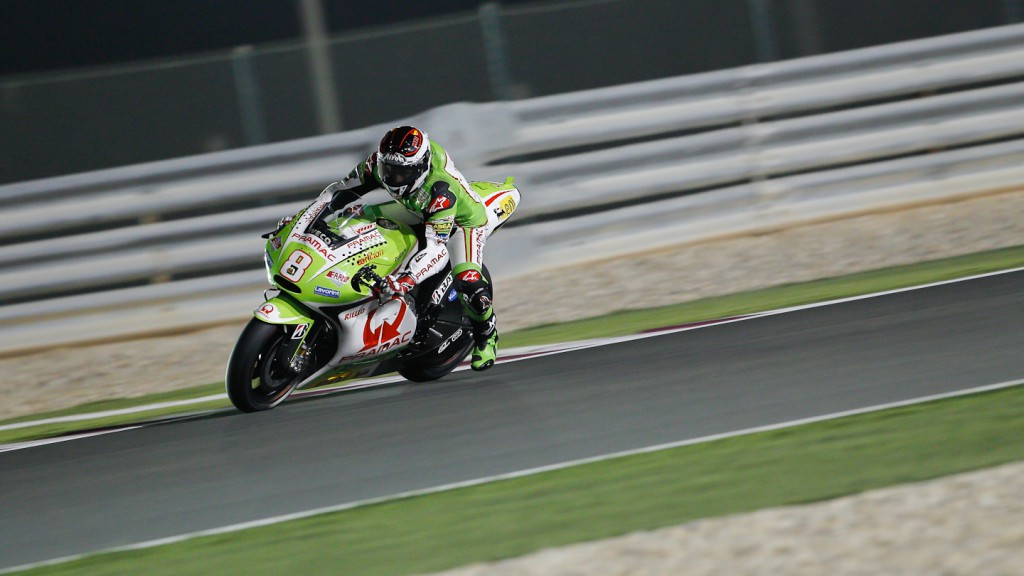 Hector Barbera, Pramac Racing Team, Qatar QP
