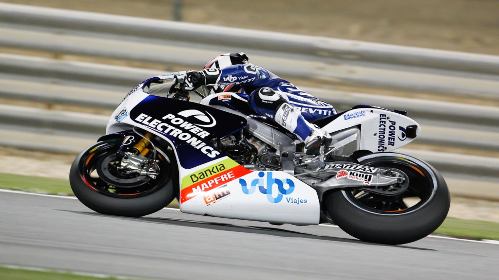 Randy de Puniet, Power Electronics Aspar, Qatar QP