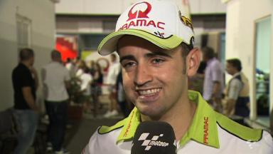 Qatar 2012 - MotoGP - QP - Interview - Hector Barbera
