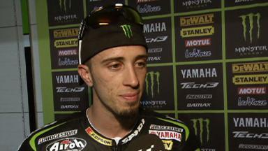 Qatar 2012 - MotoGP - QP - Interview - Andrea Dovizioso