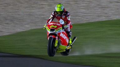 Qatar 2012 - Moto2 - QP - Action - Toni Elias