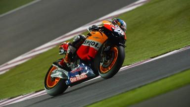Dani Pedrosa, Repsol Honda Team, Qatar QP