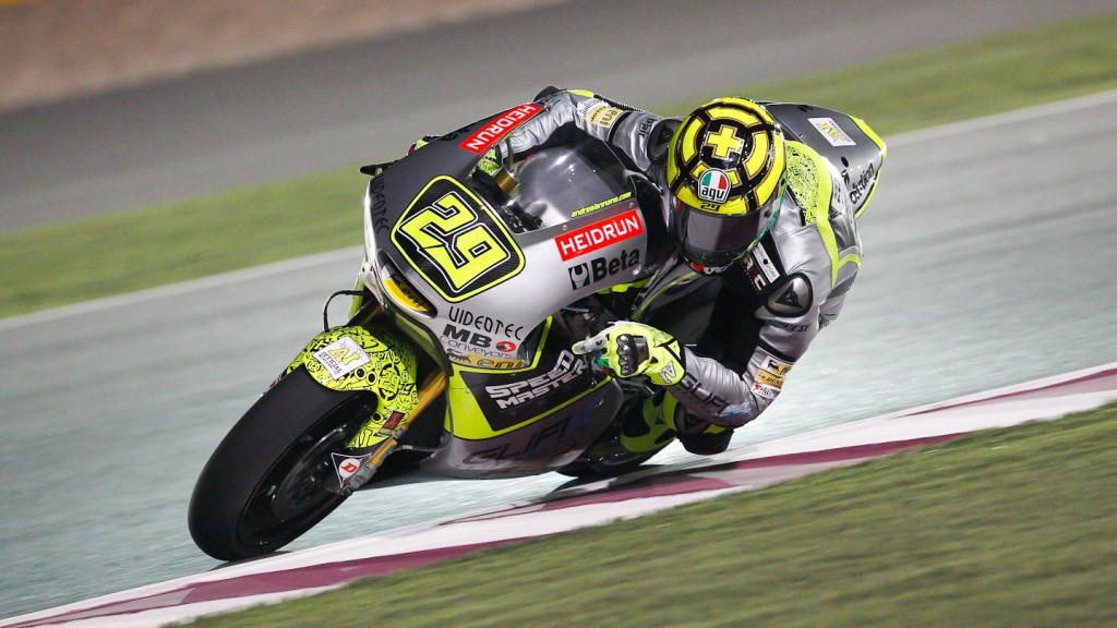 Andrea Iannone, Speed Master, Qatar QP