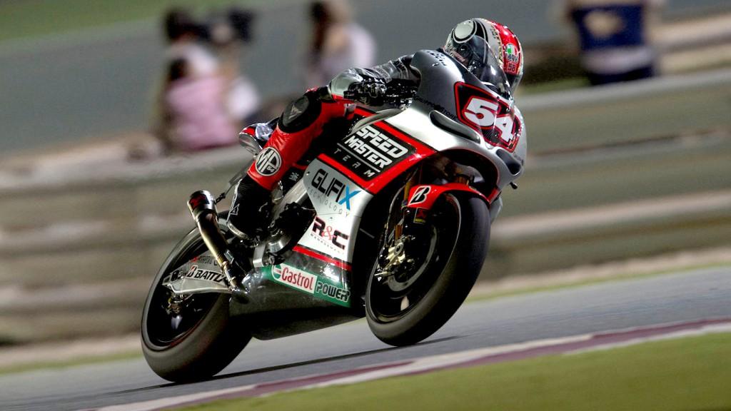 Mattia Pasini, Speed Master, Qatar QP