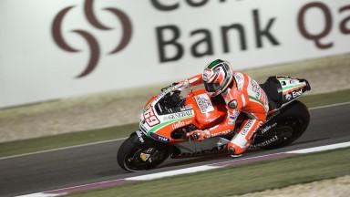 Nicky Hayden, Ducati Team, Qatar QP