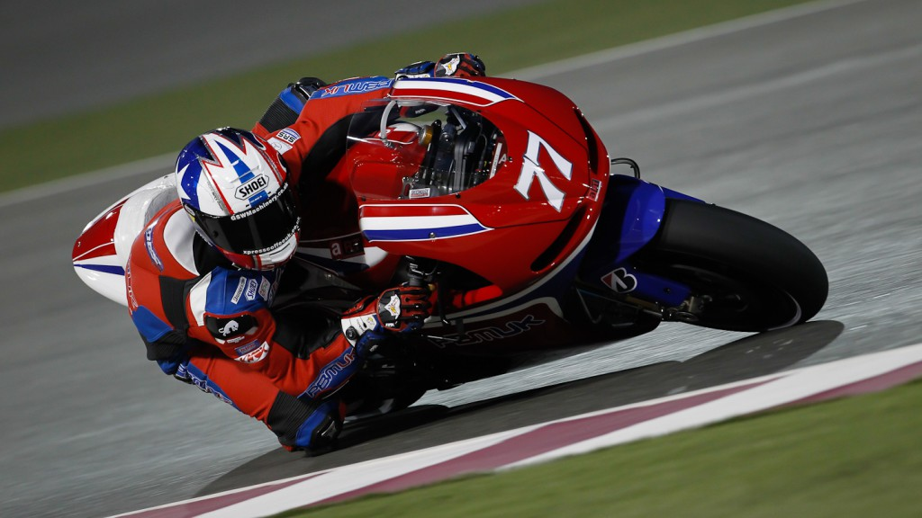 James Ellison, Paul Bird Motorsport, Qatar QP