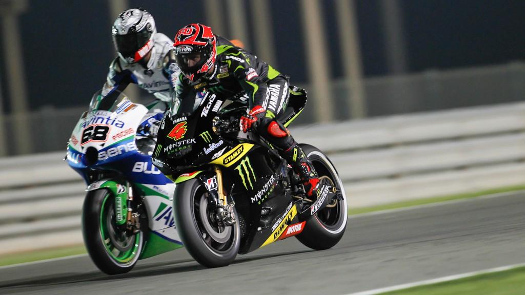 Andrea Dovizioso, Yamaha Tech 3, Qatar WUP