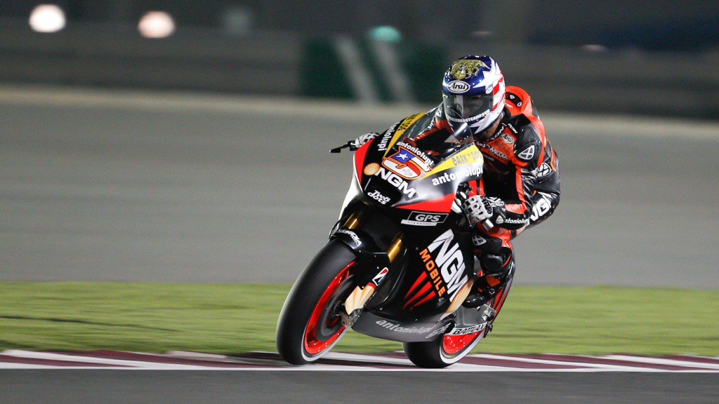 Colin Edwards, NGM Mobile Forward Racing, Qatar RAC