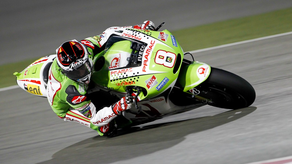 Hector Barbera, Pramac Racing Team, Qatar RAC