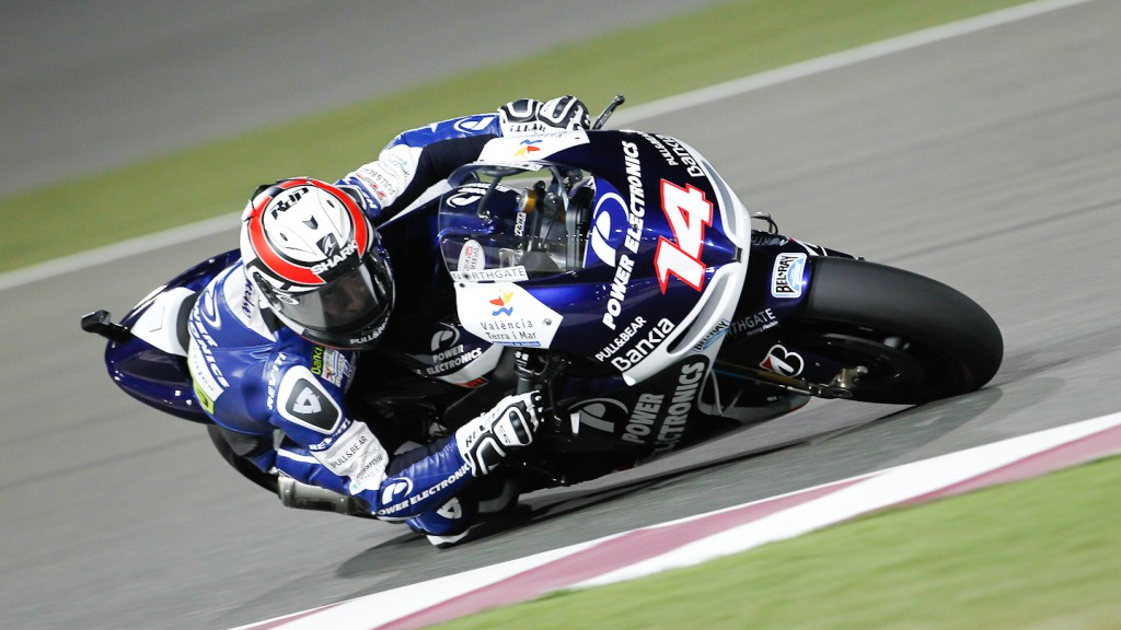 Randy de Puniet, Power Electronics Aspar, Qatar RAC