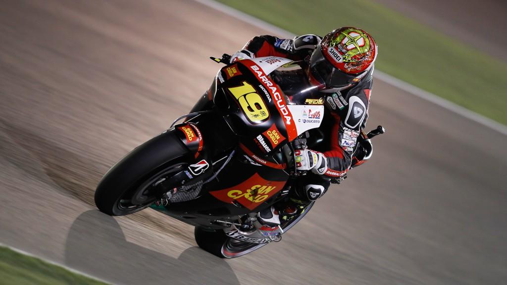 Alvaro Bautista, San Carlo Honda Gresini, QatarRAC