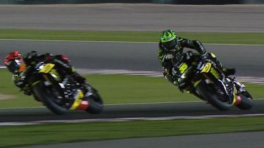 Qatar 2012 - MotoGP - Race - Action - Cal Crutchlow
