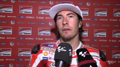 Qatar 2012 - MotoGP - Race - Interview - Nicky Hayden