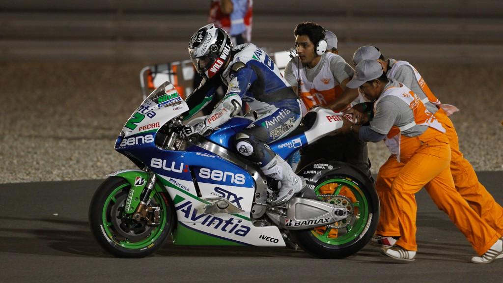 Ivan Silva, Avintia Blusens, Qatar QP