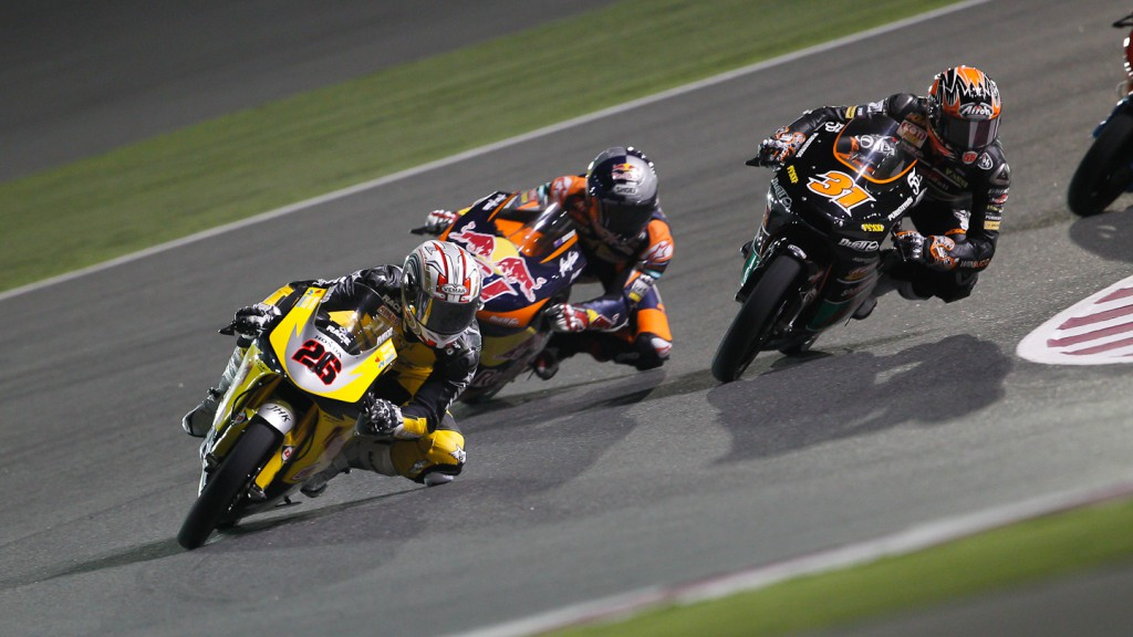 Moto3, Qatar RAC