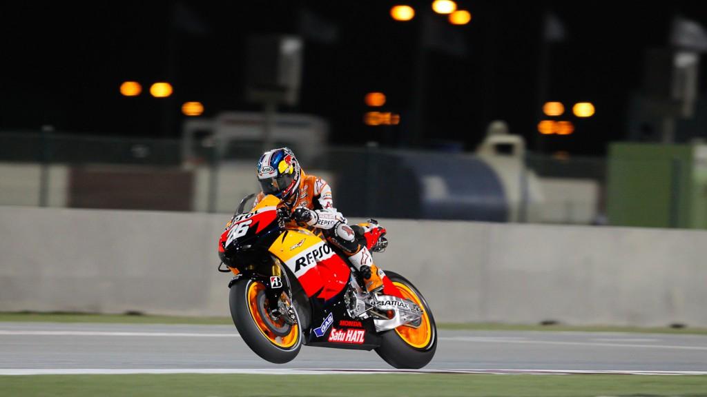 Dani Pedrosa, Repsol Honda Team, Qatar RAC