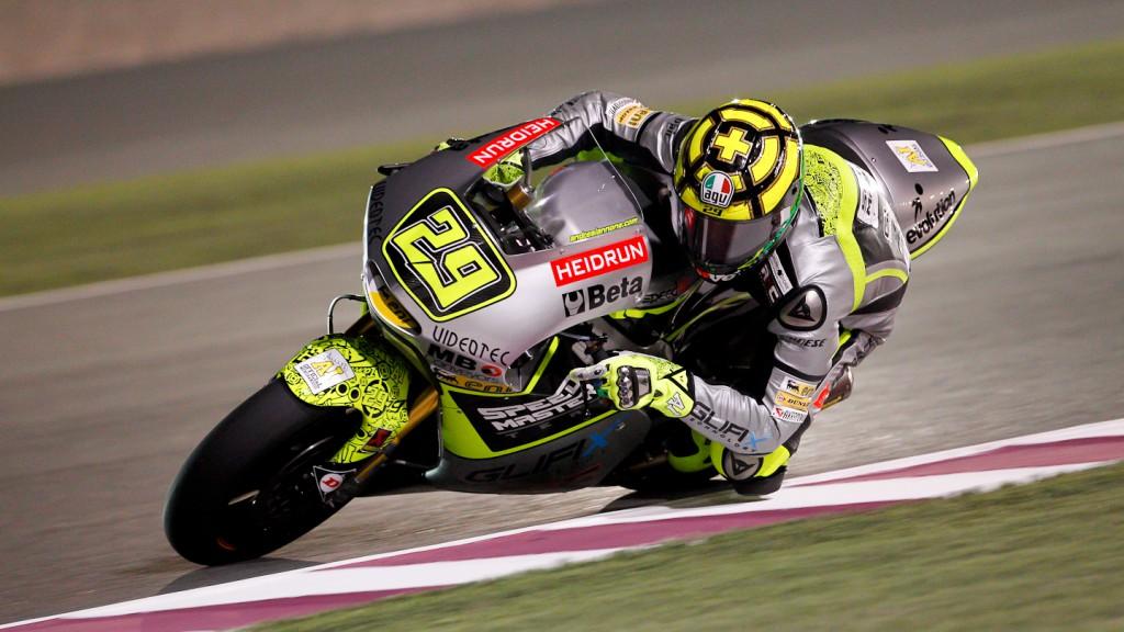 Andrea Iannone, Speed Master, Qatar RAC
