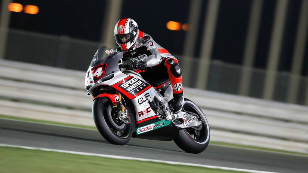 Mattia Pasini, Speed Master, Qatar RAC