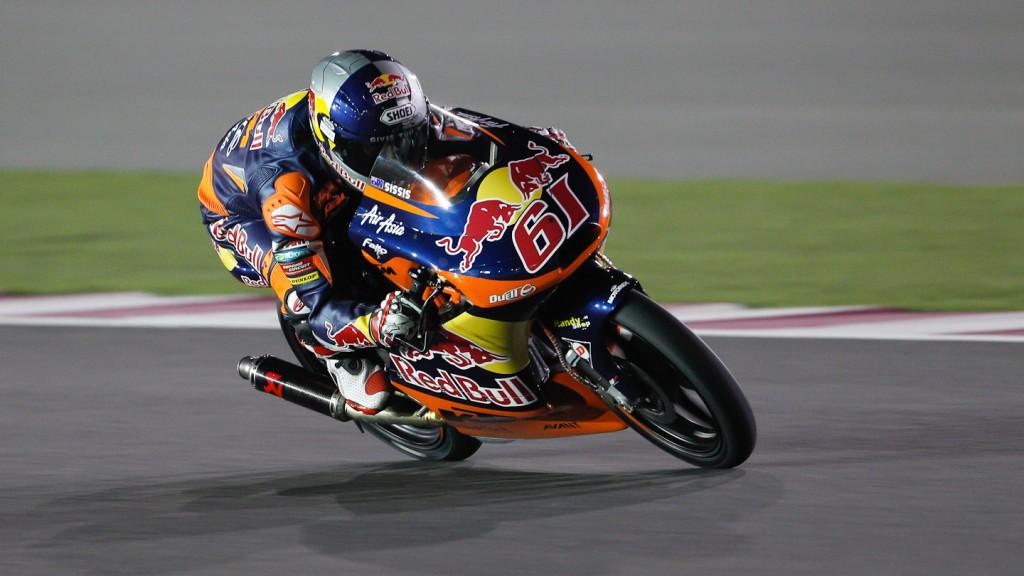 Arthur Sissis, Red Bull KTM Ajo, Qatar RAC