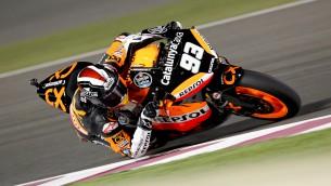 RACE Moto2 Qatar GP