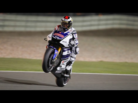 MotoGP 2012 - Qatar - Jorge Lorenzo