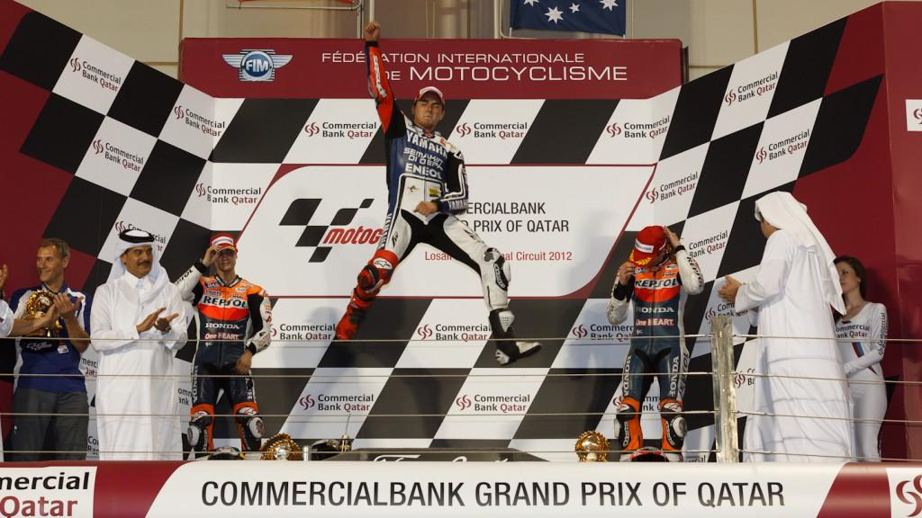 Jorge Lorenzo, Yamaha Factory Racing, Qatrar RAC