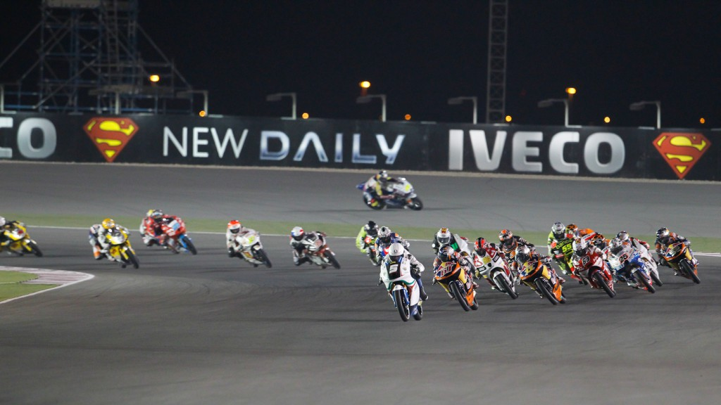 Moto3 Qatar RAC