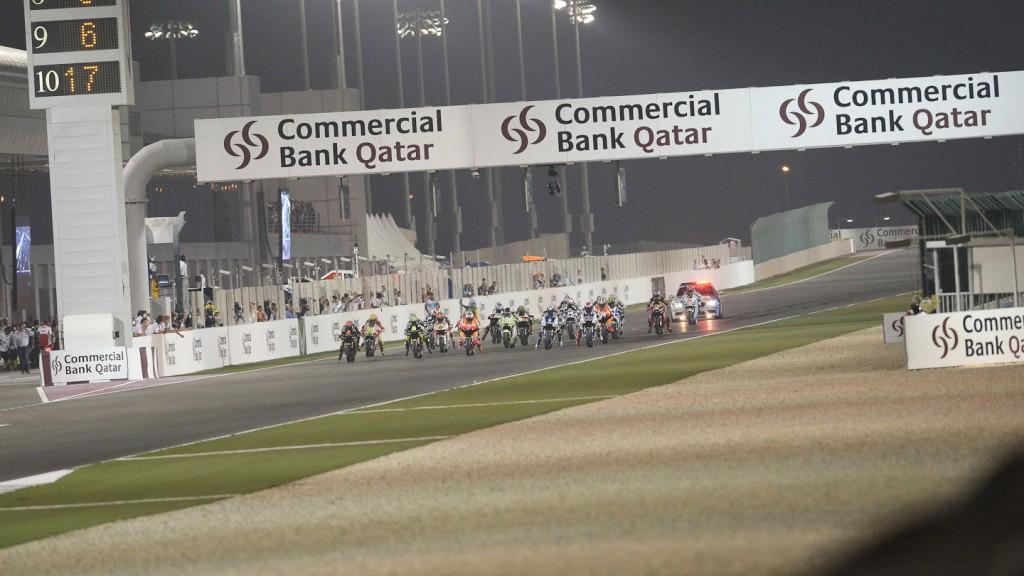 MotoGP, Qatar RAC