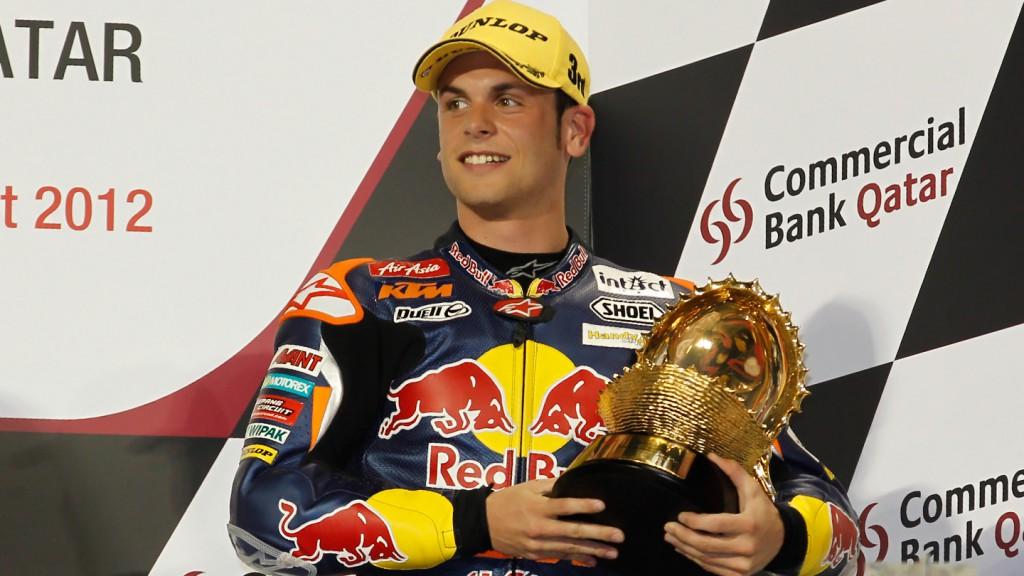 Sandro Cortese, Red Bull KTM Ajo, Qatar RAC