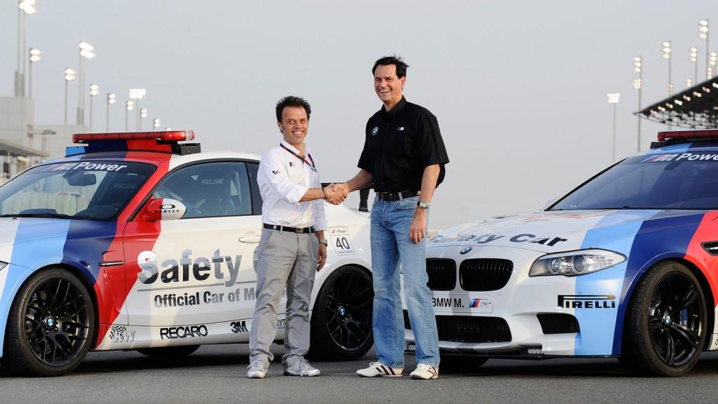 Loris Capirossi, BMW-M MotoGP Advisor