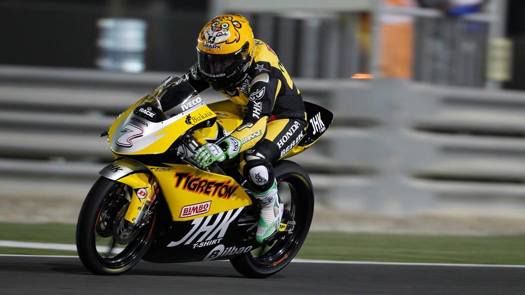 Efren Vazquez, Team Laglisse, Qatar RAC