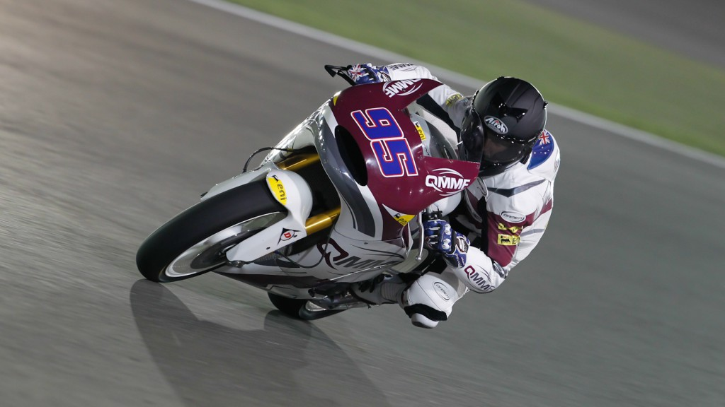 Anthony West, QMMF Racing Team, Qatar RAC