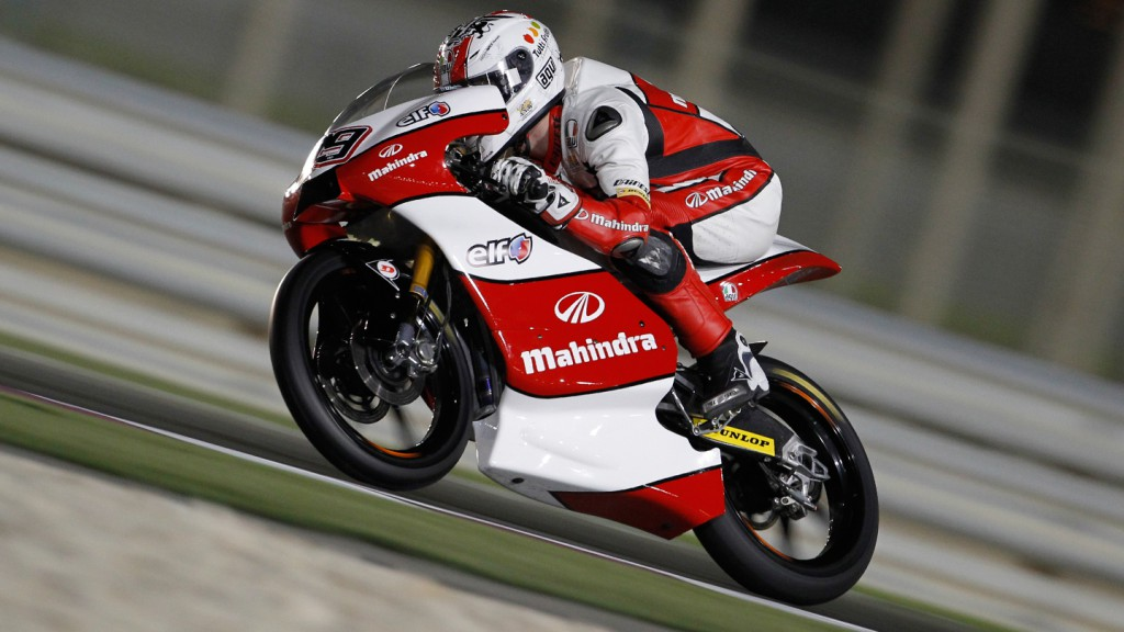 Danny Webb, Mahindra Racing, Qatar RAC
