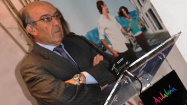 Carmelo Ezpeleta, Gran Premio bwin de España presentation