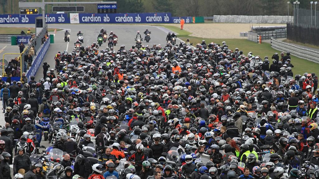 Simoncelli Tribute, Brno Circuit