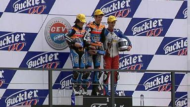 2012 CEV - Navarra - Moto3 - Highlights