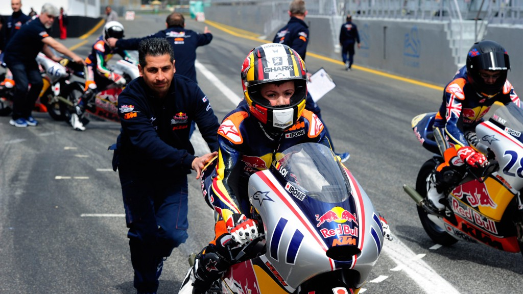 Red Bull Rookies, Test Estoril