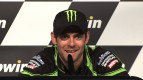 Crutchlow happy with Yamaha package