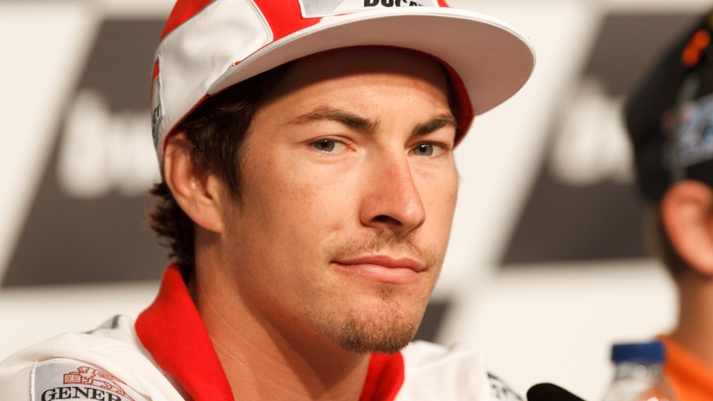Nicky Hayden, Ducati Team, Gran Premio bwin de España Press Conference