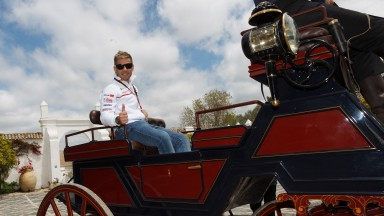 Alvaro Bautista, MotoGP Jerez Preevent