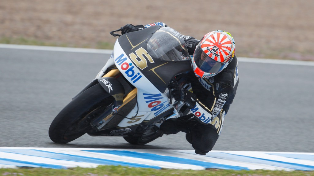 Johann Zarco, JiR Moto2, Jerez FP2