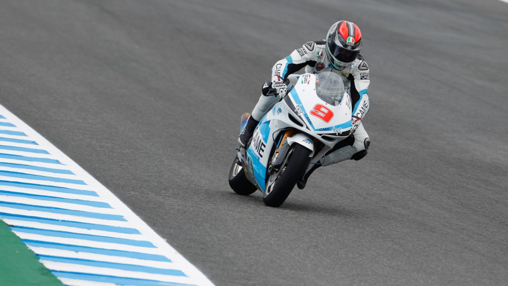 Danilo Petrucci, Came IodaRacing Project, Jerez FP2