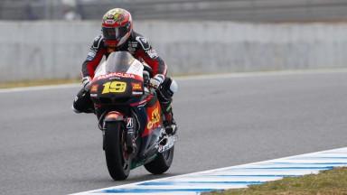 Alvaro Bautista, San Carlo Honda Gresini, Jerez FP2