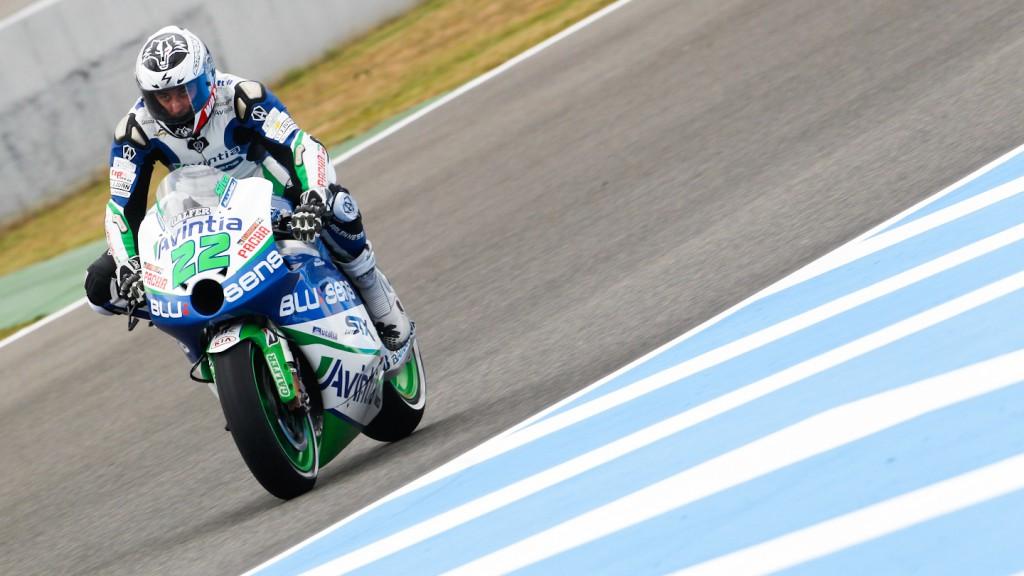Ivan Silva, Avintia Blusens, Jerez FP1