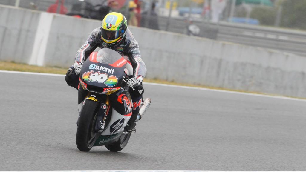 Pol Espargaro, Pons 40 HP Tuenti, Jerez FP2