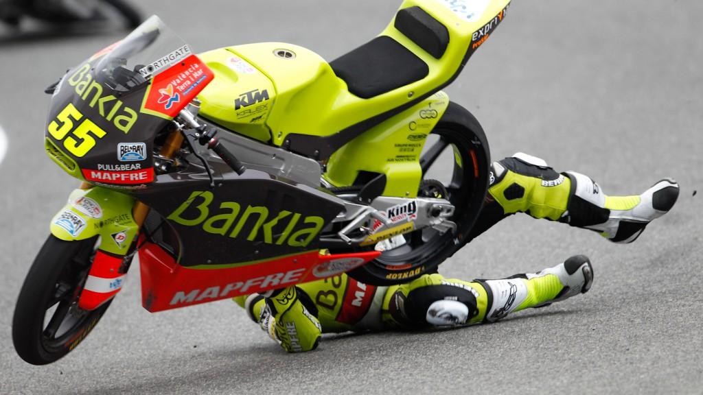 Hector Faubel, Bankia Aspar Team, Jerez FP1