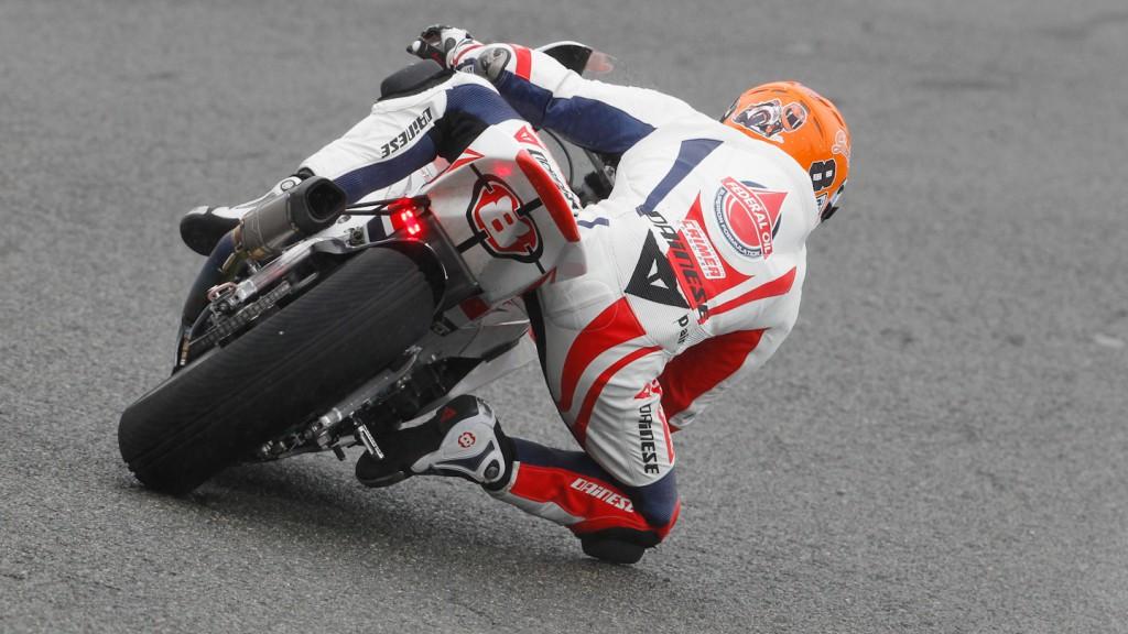 Gino Rea, Federal Oil Gresini Moto2, Jerez FP3